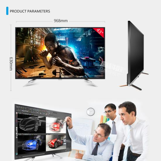 43 inch 4K Monitor HDR 144HZ Gming Monitor OEM Factory PS4 XBOX Monitor