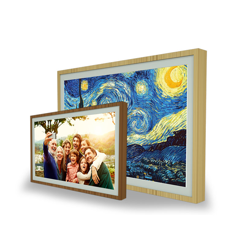 LCD Digital Art Frame