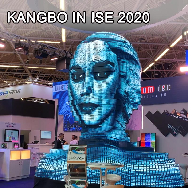 KANGBO in 2020 ISE RAI Amsterdam Integrated System Europe